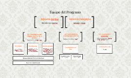 Equipo Programa