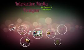 Interactive Media Designer