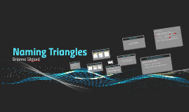 Naming Triangles