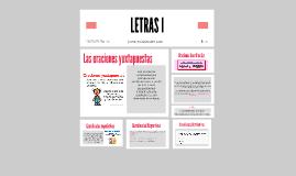 LETRAS l