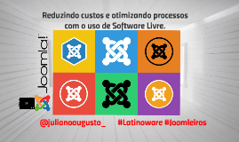 Reduzindo custos e otimizando processos com o uso de Software Livre