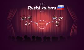 Ruská kultura