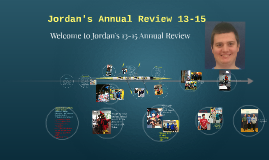 Jordan's Annual Review 2014-15