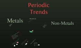 Periodic Trendstitle