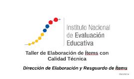 Taller de Elaboración 2016-2