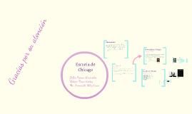 Escuela de chicago