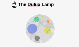 The Dulux Lamp