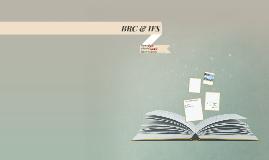 BRC & IFS