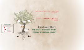Comida como cultura