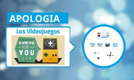 Apología Videojuegos