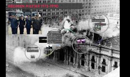 RÉGIMEN MILITAR 1973-1990