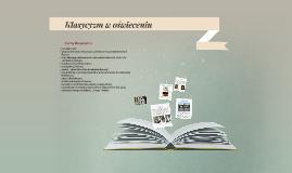 Copy of Klasycyzm w sztuce oświecenia