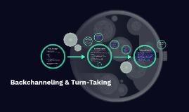 Backchanneling & Turn-Taking