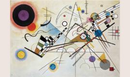 Tridimensionalizando a Kandinsky