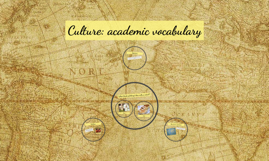 Culture: academic vocabulary