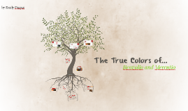 The True Colors of...