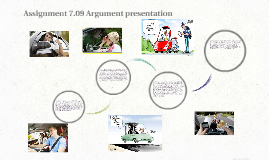 Assignment 7.09 Argument presentation