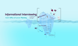 Webshop: Informational Interviewing