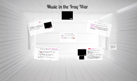 Music in the Iraq War