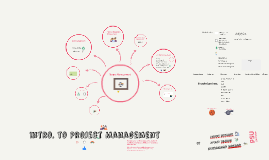 Copy of Intro. to Project Management