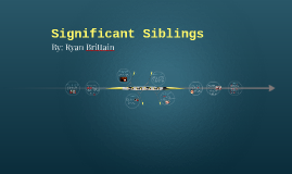 Significant Siblings
