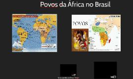 Povos da África no Brasil