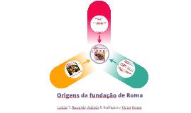 Origem da fundação de Roma