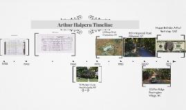Arthur Halpern Timeline