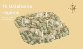 10 Oklahoma regions