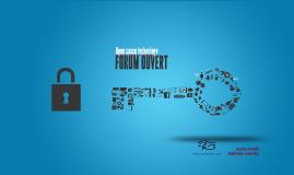 Forum ouvert 1j