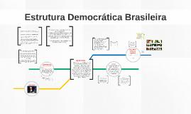 Estrutura Democrática Brasileira