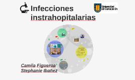 Infecciones instrahopitalarias