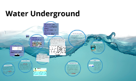 Copy of Water Underground