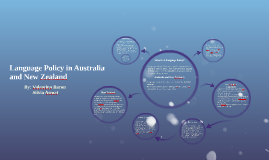 Language Policy in Australia and New Zealand