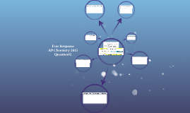 Free Response AP Chemistry 2015