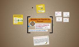 Copy of Metodo de Fijacion de Precios