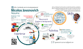 Resume: Nicolas Jovanovich