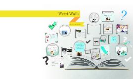 WordWall/Pared de Palabras