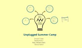 Unplugged Summer Camp