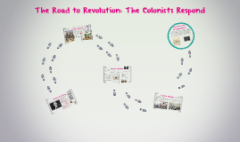 The Road to Revolution: The Colonists Respond