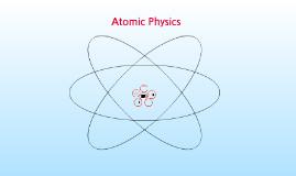 Radiactivity - history of the atom