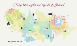 Fairy tales, myths and legends of Ireland