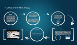 Basic Writing: Cause and Effect