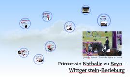 Prinzessin Nathalie zu Sayn-Wittgenstein-Berleburg