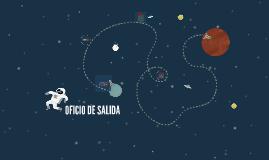 OFICIO DE SALIDA