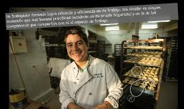 Riesgos mecánicos en panaderías