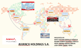 AVIANCA HOLDINGS S.A.