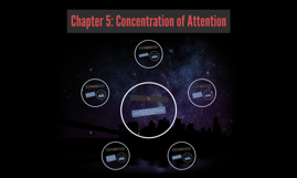 Chapter 5: Concentration of Attention