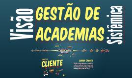 GESTÃO DE ACADEMIAS