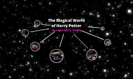 CIT: The Magical World of Harry Potter